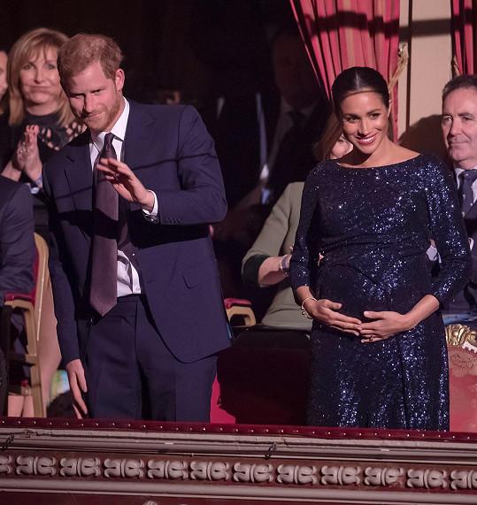 Po zhasnutí světel v Royal Albert Hall se prý Meghan rozbrečela a princ v tu chvíli začal přemýšlet o tom, jak je z této zapeklité situace dostane.