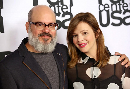 Amber Tamblyn a David Cross