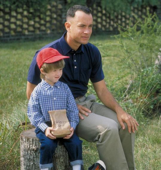 Jeho prvním filmem byl Forrest Gump.
