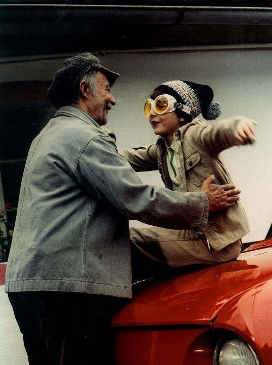 Naposledy si zahrál ve filmu Prázdniny pro psa (1980).
