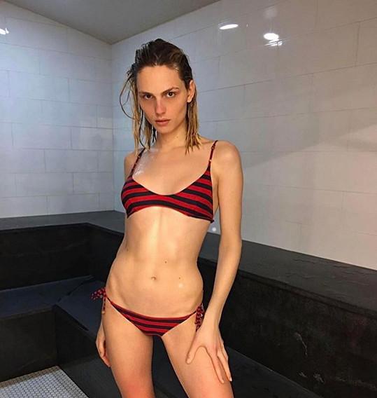Andreja Pejic je nejznámější a velmi úspěšnou transgender modelkou současnosti.