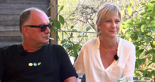 Barbora je s Ondřejem šťastná, dobře si tenkrát vybrala.