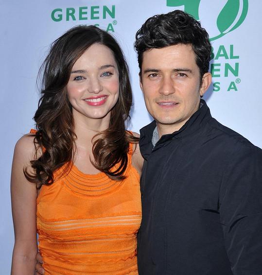 Miranda a Orlando stále tvoří manželský pár.