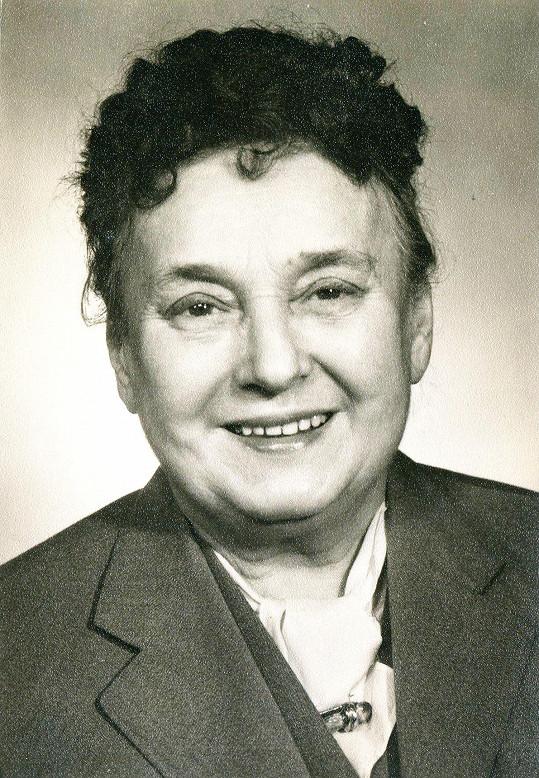 Civilní foto z padesátých let