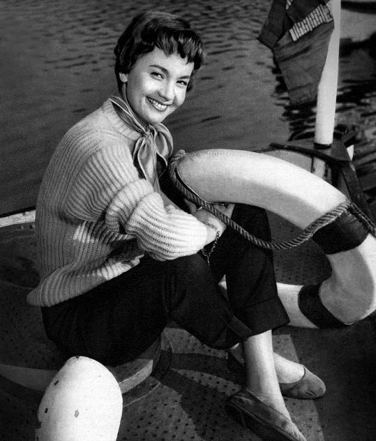 V padesátých a šedesátých letech patřila Liselotte k populárním evropským herečkám.