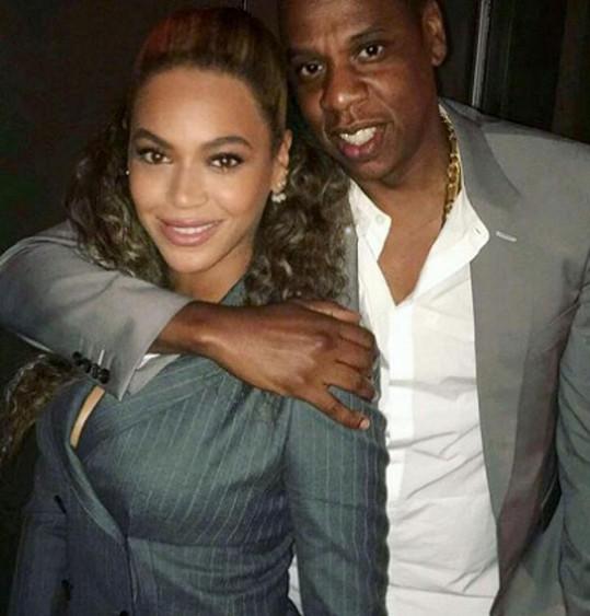 Beyoncé s manželem Jayem-Z