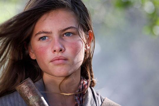 Jako malá si vysloužila přezdívku nejkrásnější holčička světa.