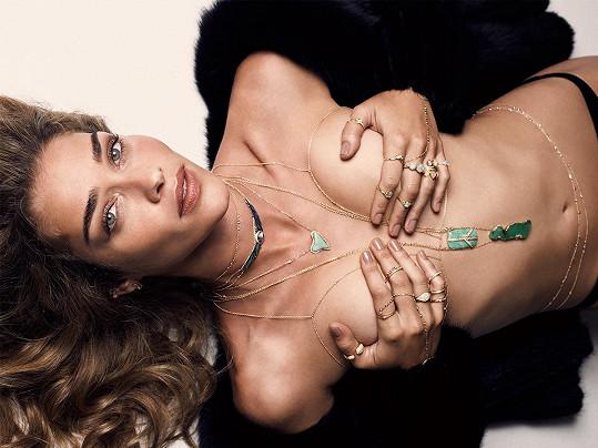 Ana patří k úspěšným brazilským modelkám.