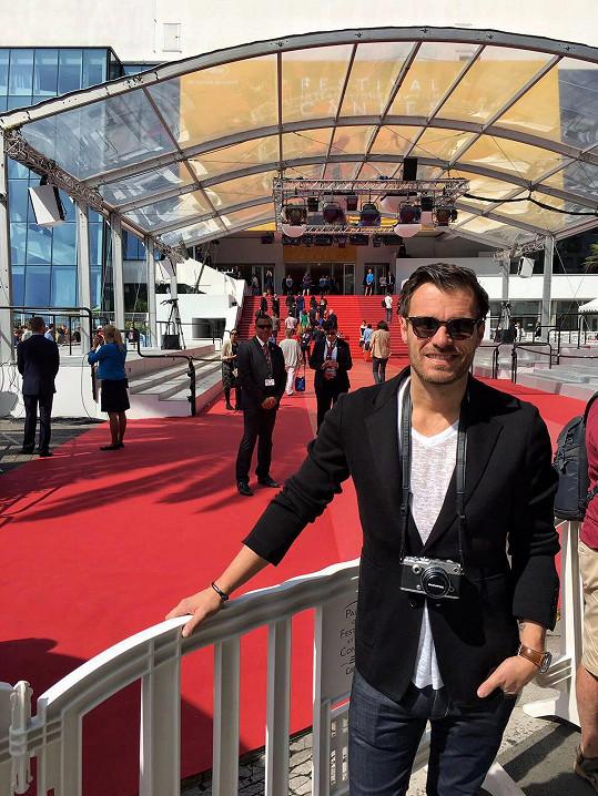 Připravují se na filmový festival v Cannes.
