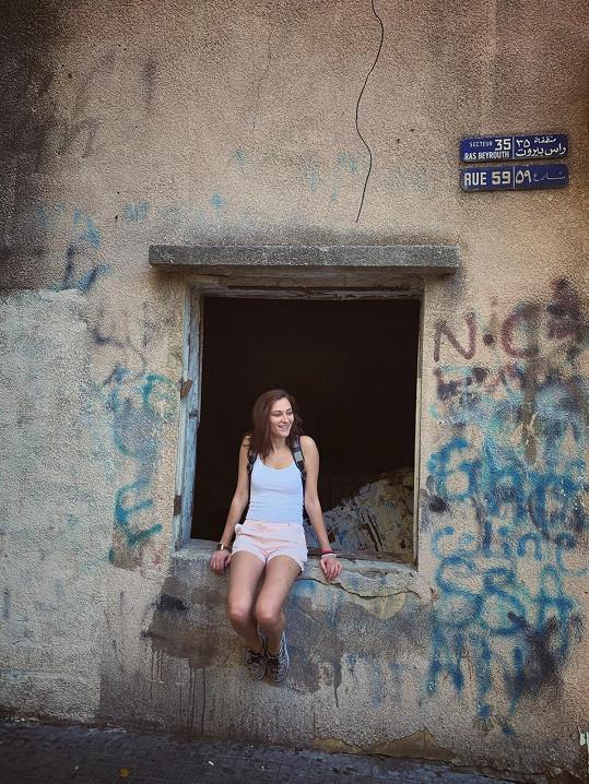 Bára Jánová odjela za poznáním do Libanonu. Viděla víc, než si uměla představit.