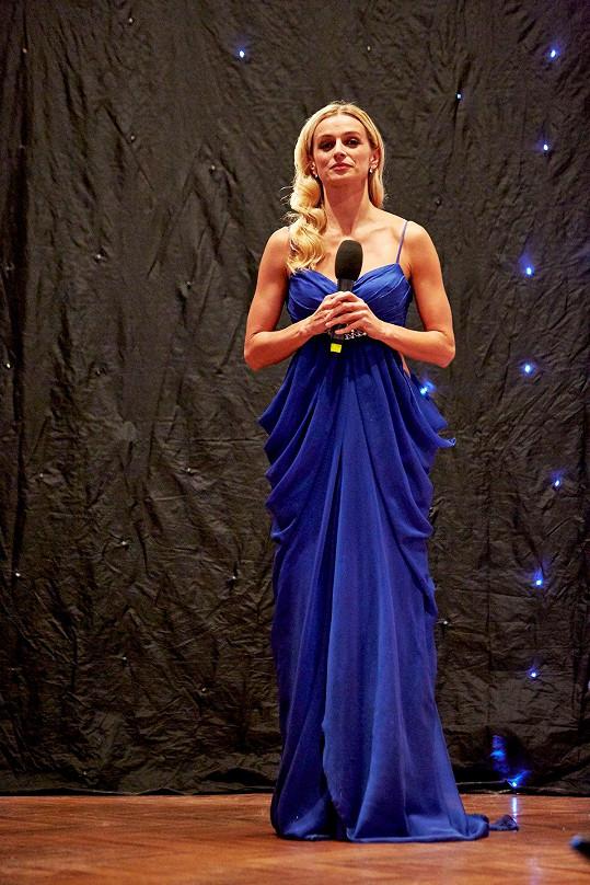 Na akci zazpívala Ivana Jirešová.