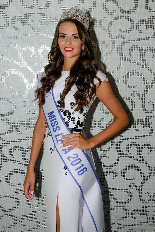 Miss léta 2016 Tereza Bohuslavová
