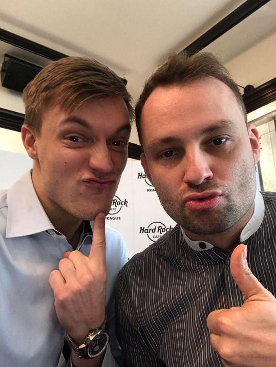 Tomáš Verner a Marek Dědík se stanou porotci nové taneční soutěže skupin Czech Dance Tour 2017.