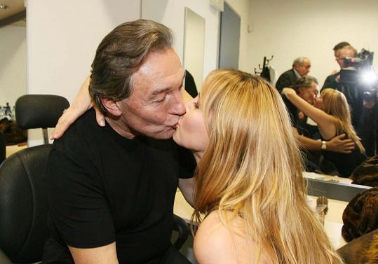 Ivana byla do Karla Gotta zamilovaná až po uši.