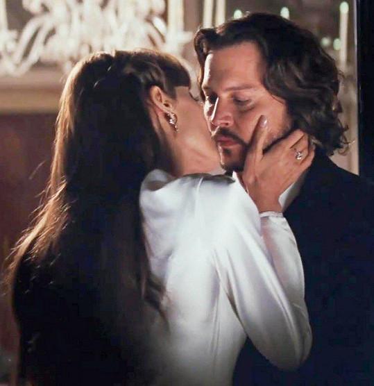 Johnny Depp a Angelina Jolie se neměli v lásce ani trochu.