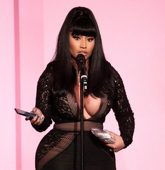 Nicki Minaj byla vyhlášena Game-Changerem roku.