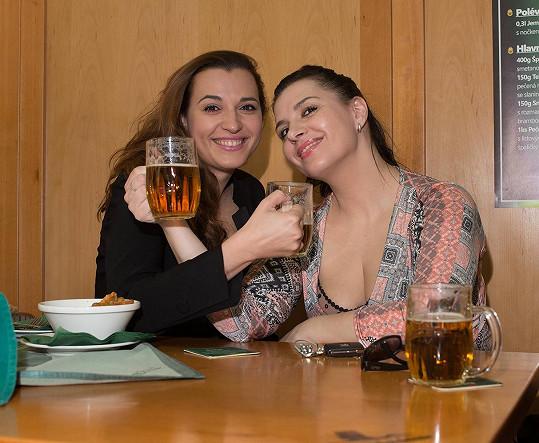 """""""Kalivodkám"""" pivo chutnalo."""