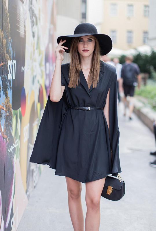 Barbořin blog FashionInMySoul se stal známým i ve světě.