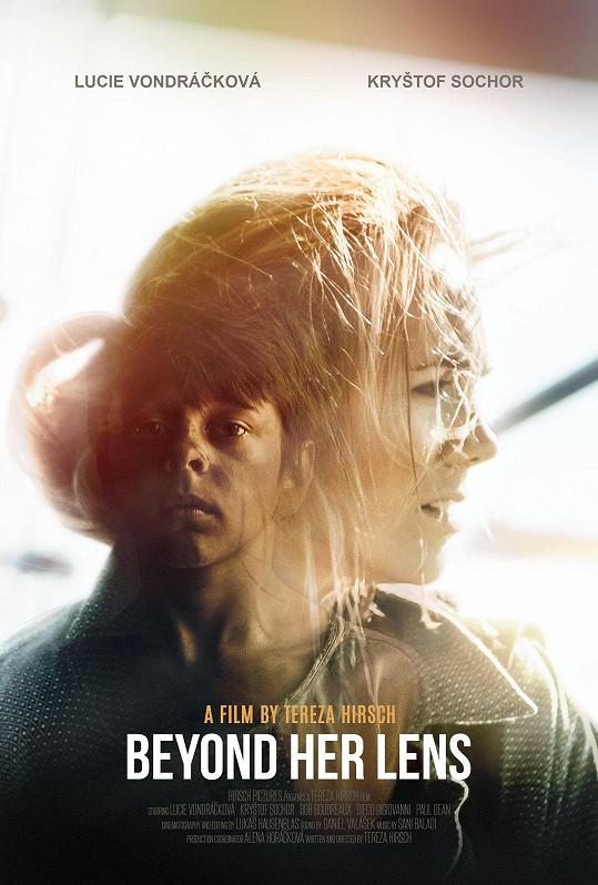 Vondráčková ve filmu Beyond Her Lens