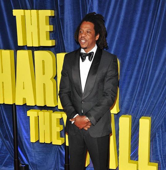 Jay-Z je producentem filmu.