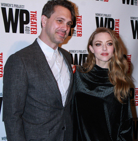 S manželem Thomasem Sadoskim má herečka dvouletou dceru.