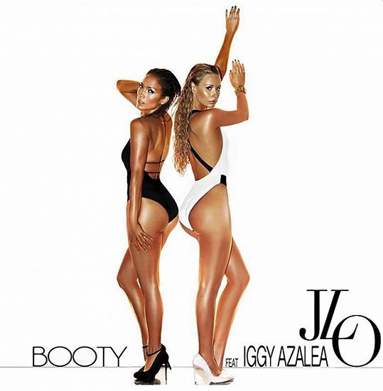 V klipu k hitu Booty hrály zadečky Iggy Azaley a Jennifer Lopez hlavní roli.