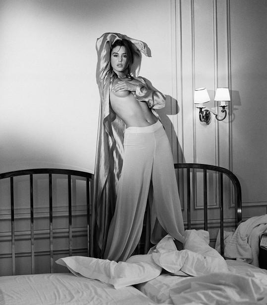 Bellucci se prosadila i jako modelka.