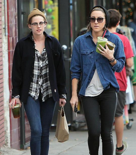 Kristen Stewart tráví s Aliciou Cargile téměř všechen volný čas.