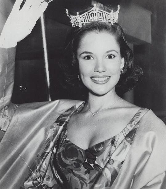 Mary Ann Mobley získala v roce 1959 titul Miss America.