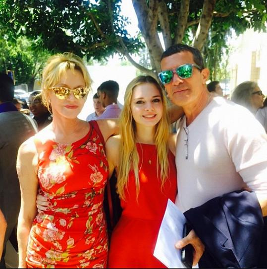 Se slavnými rodiči