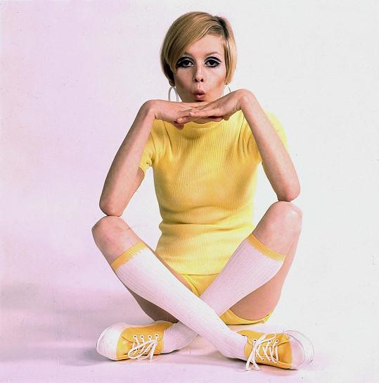 V 60. letech proslula jako první supermodelka.