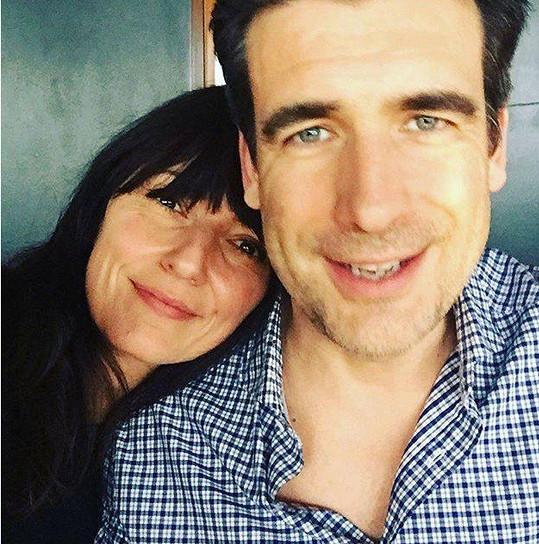 S manželem Matthewem se rozešli po 17 letech.