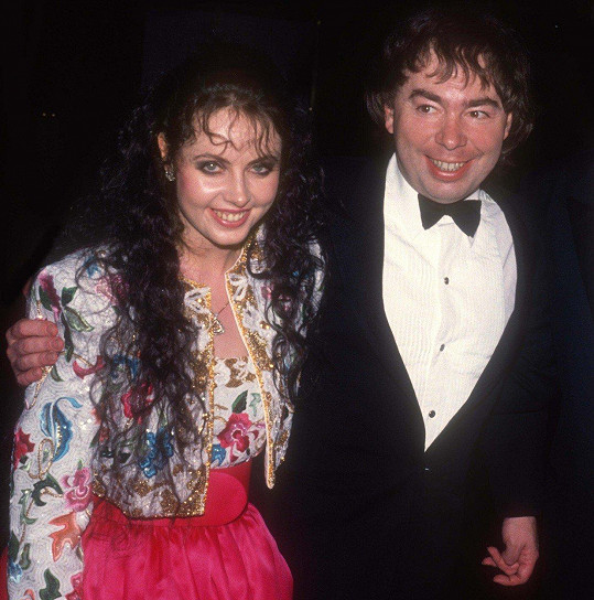 Sarah Brightman je exmanželkou slavného skladatele Andrewa Lloyda Webbera.