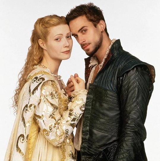 Gwyneth Paltrow za Zamilovaného Shakespeara dostala Oscara, Joseph Fiennes se nedočkal ani nominace.