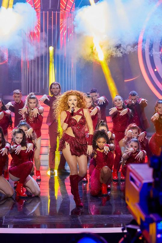 Erika Stárková to jako Shakira pořádně rozjela.