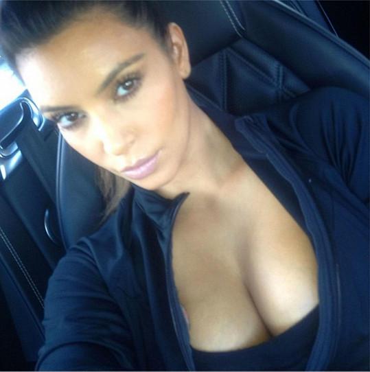 Kim je pro ni velkým vzorem.