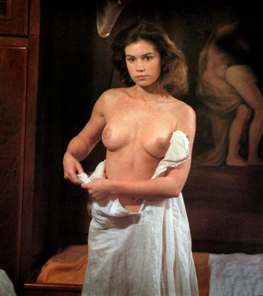 Valérie se poprvé svlékla ve dvaceti a pak už byla před kamerou několik let prakticky nahá.