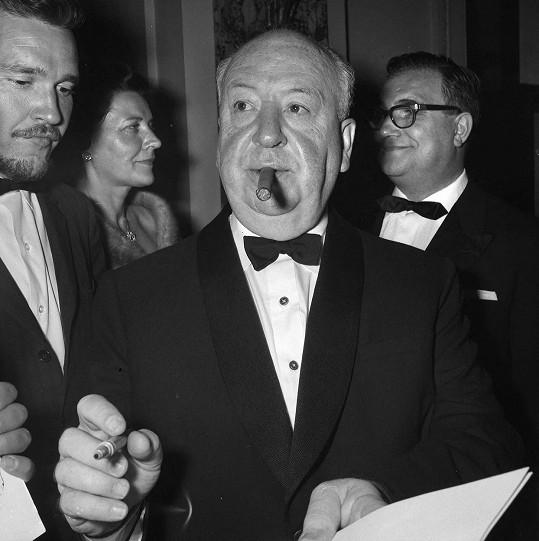 Alfred Hitchcock byl mistrem hororu, ale sám neměl zrovna pro strach uděláno.