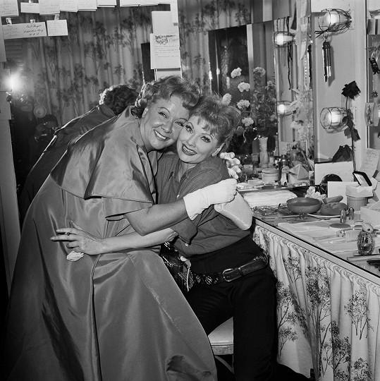 Lucy a Ethel totiž nebyly žádné prostitutky...