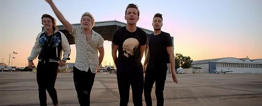 Kluci z One Direction si vyžádali pauzu.