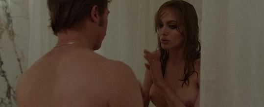 Angelina s Bradem společně ve snímku U Moře
