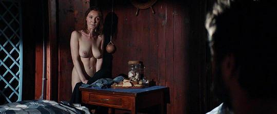 Violet Ryder ve filmu Bent.