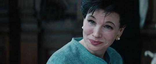 Brzy ji v kinech uvidíme jako Judy Garland.