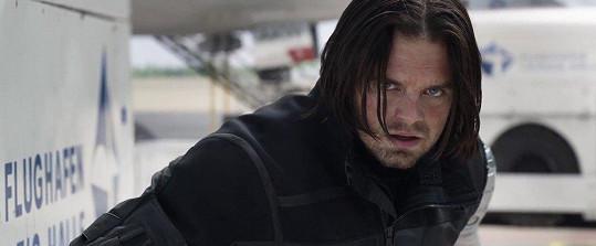 Stana známe především jako Winter Soldiera z komiksových snímků Captain America nebo Avengers.
