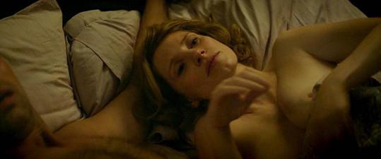 Jessica Chastain ve filmu Úkryt v zoo