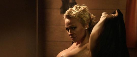Pamela si po letech střihla sexy scénu ve filmu.