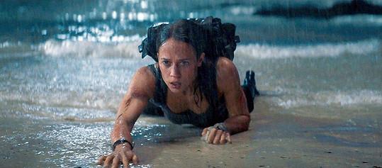 Alicia Vikander dorazí příští rok do kin jako nová Lara Croft.