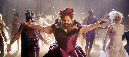 Keala Settle ve filmu Největší showman