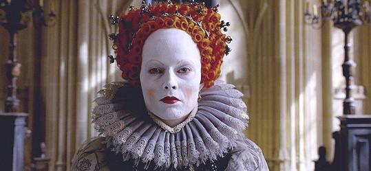 Margot byste v roli královny Alžběty I. nepoznali.
