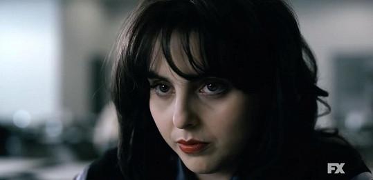 Feldstein jako Monica Lewinská
